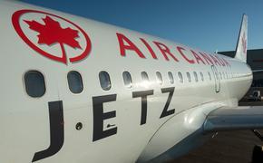 A319 d'Airbus de la flotte Jetz d'Air Canada