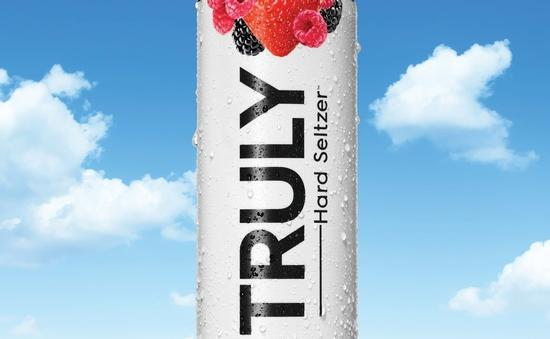 JetBlue partners with Truly Hard Seltzer