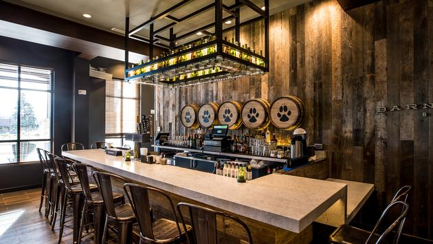 Barnwood is Great Wolf Lodge's recently introduced farm-to-fork dining concept.