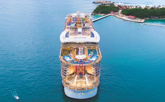 Oasis of the Seas, Royal Caribbean International, cruise ship