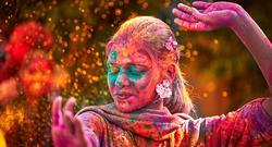 Holi, festival, india, color, Hindu