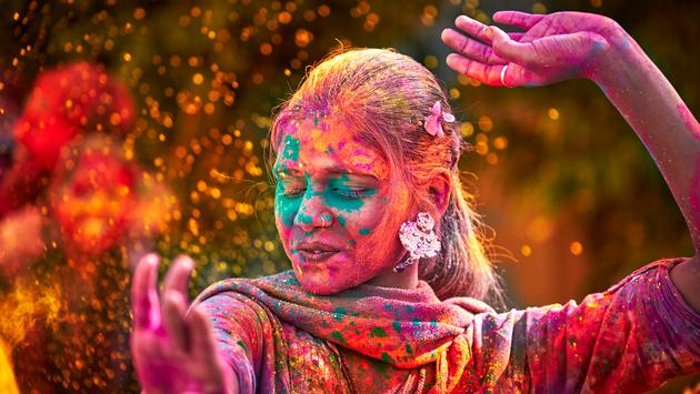 Holi, festival, india, color, Hindu