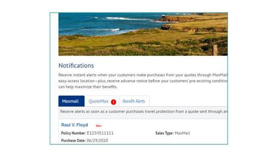 Allianz's AgentMax Online unveils new Notifications tab