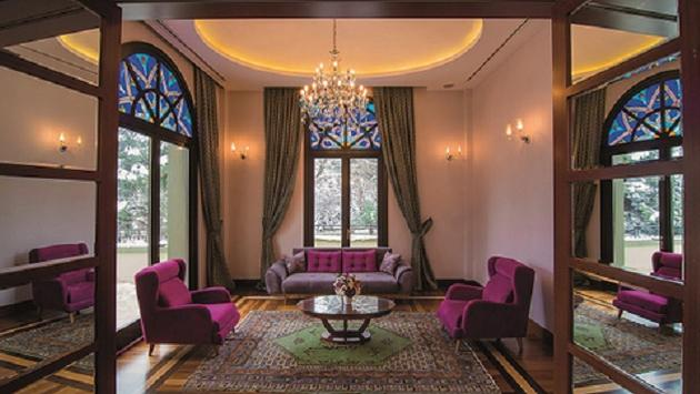 Lobby at Ataturk