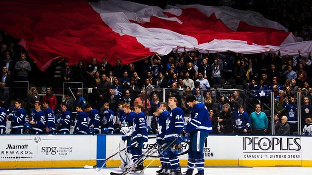 Marriott Hotels has partnered with the NHL's Toronto Maple Leafs in a multi-year partnership.