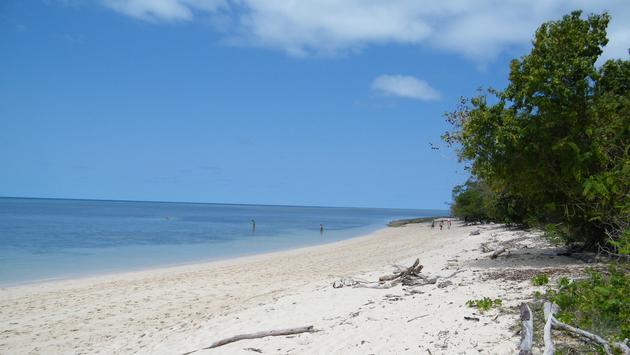 Green Island, Beach, Australia