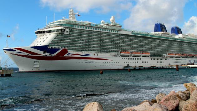 P&O Cruises : BRITANNIA