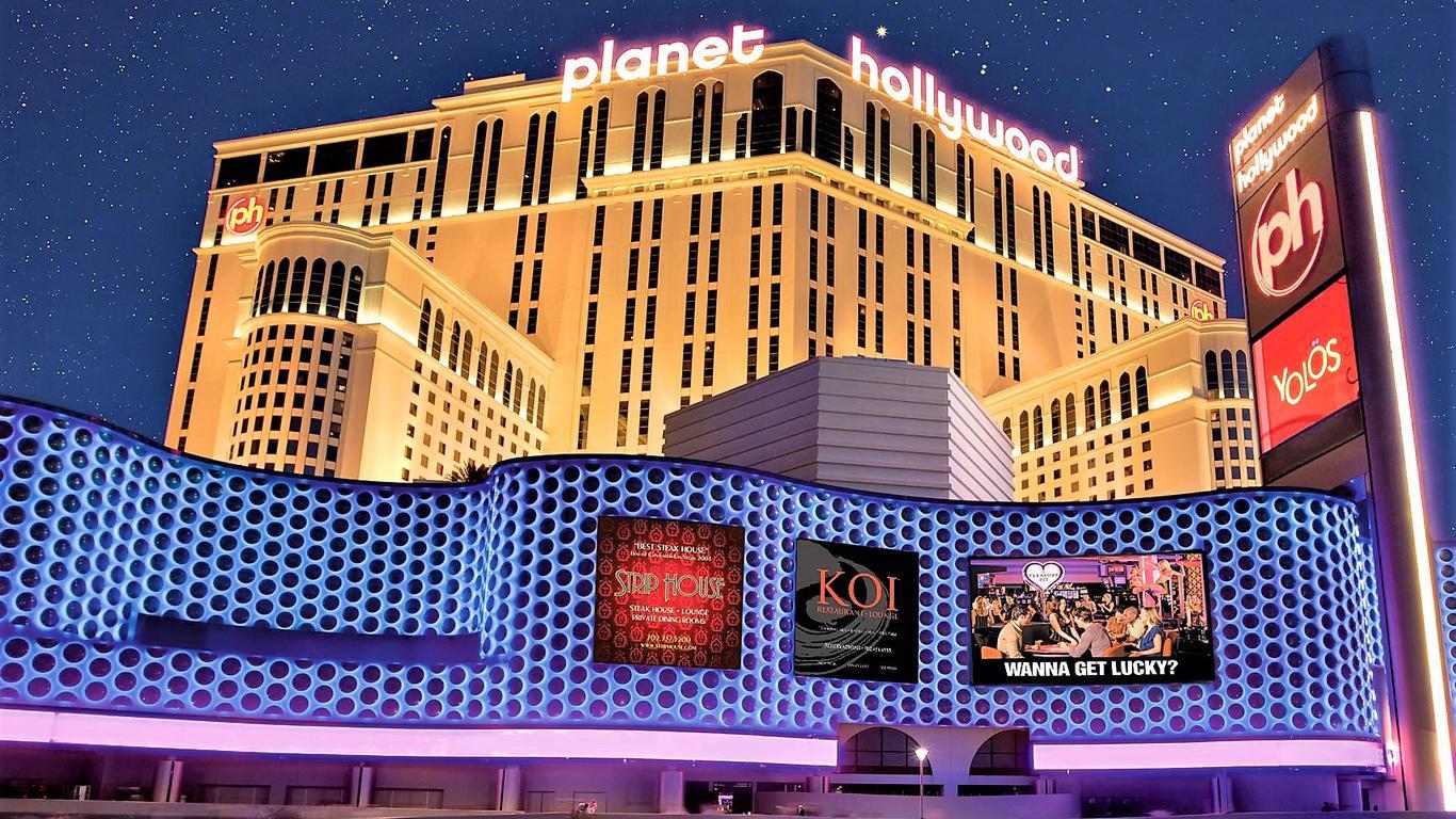 Planet Hollywood Latest Las Vegas Resort Set to Reopen