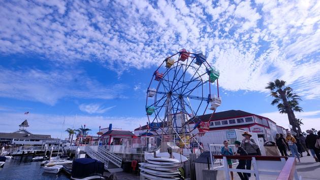 La Zona Divertida de Balboa es un buen lugar para llevar a los niños en un viaje a Newport Beach