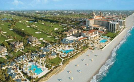 Visit the Palm Beaches