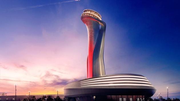 Nouvel aéroport d'Istanbul