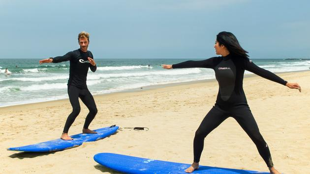 Surf Concierge Lesson at The Westin LAX