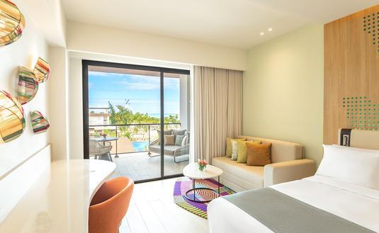 Hyatt Ziva Cap Cana Junior Suite