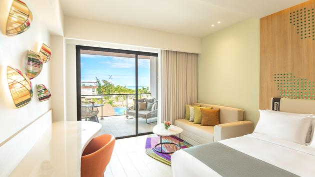 Hyatt Ziva Cap Cana Junior Suite
