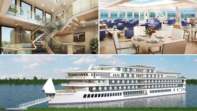American Cruise Line, cruise, river