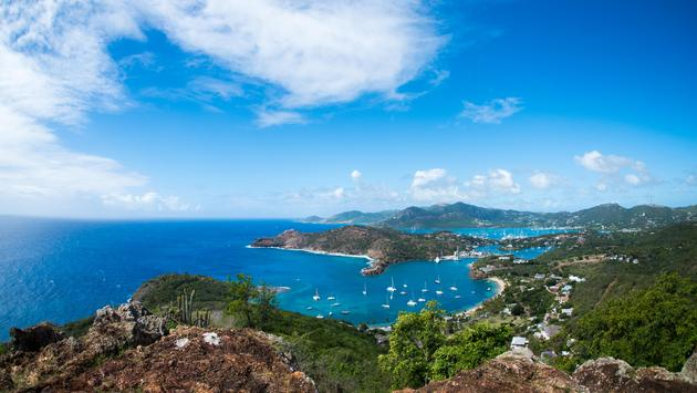 Shirley Heights, English Harbour, Antigua