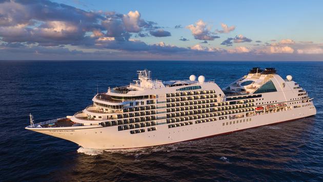 Seabourn Encore, seabourn, cruise ship