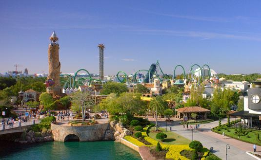 Islands of Adventure, Universal Orlando Resort