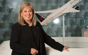 Lucie Guillemette, Air Canada CCO and Air Canada Vacations President