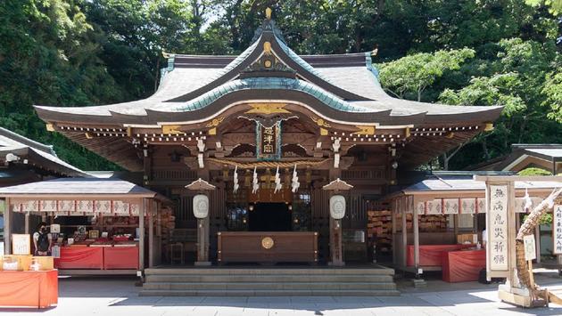 Hetsumiya Shrine