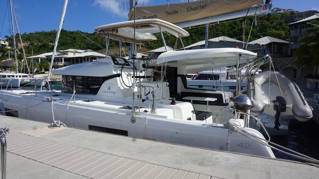 Catamaran, BVI