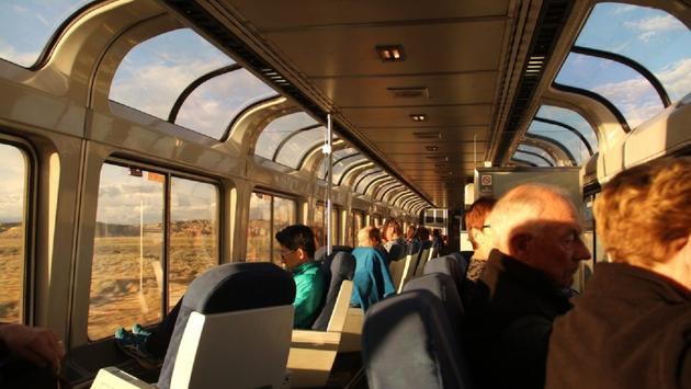 Amtrak views