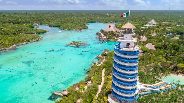 Xel Ha Lighthouse