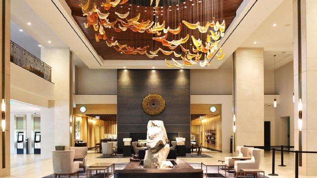 Harrahs Cherokee Casino Resort_Lobby