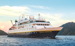 National Geographic Orion, Lindblad Expeditions
