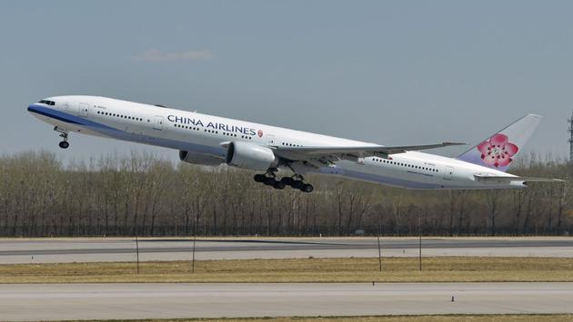 China Airline Boeing 777
