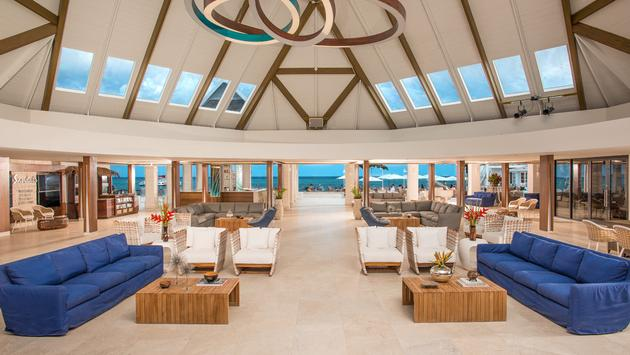 Sandals Montego Bay main lobby