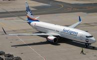 SunExpress, plane, travel