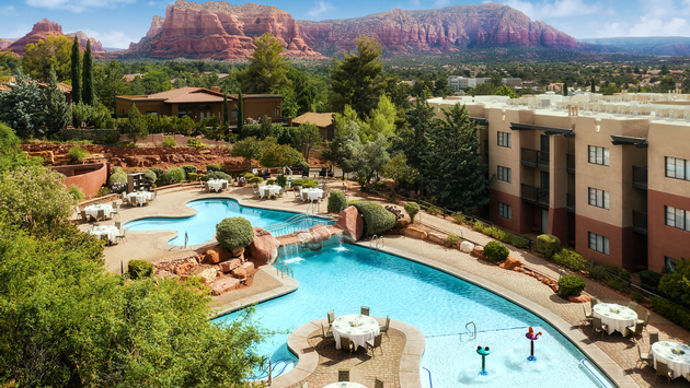 Hilton Sedona Resort at Bell Rock, Arizona
