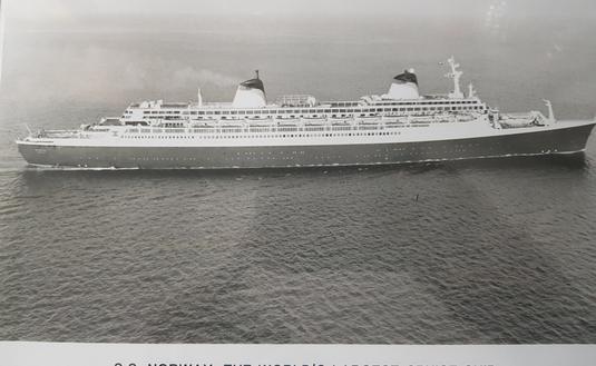 Norwegian Cruise Line ship Norway