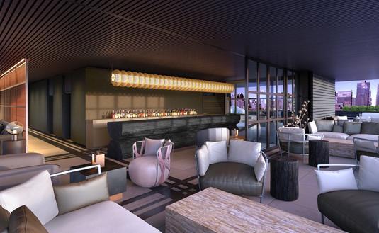 Nobu Chicago Rooftop Bar