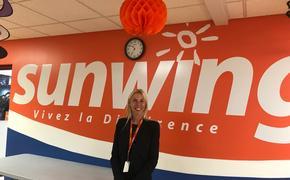 Lyne Chayer, directrice générale de Sunwing pour le Québec