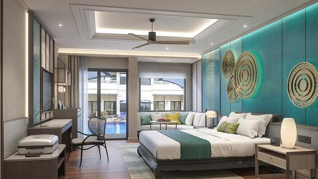Holiday Inn Resort Phuket Guest Room