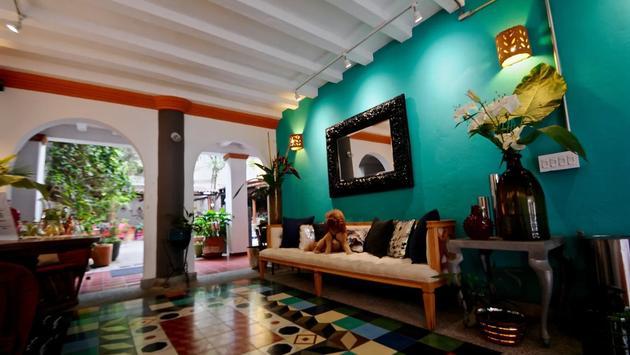 Villa Mercedes es uno de los 30 hoteles en Puerto Vallarta que permiten hospedaje con mascotas.