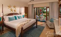 Tropical Beachfront Two-Bedroom Walkout Grand Butler Family Suite