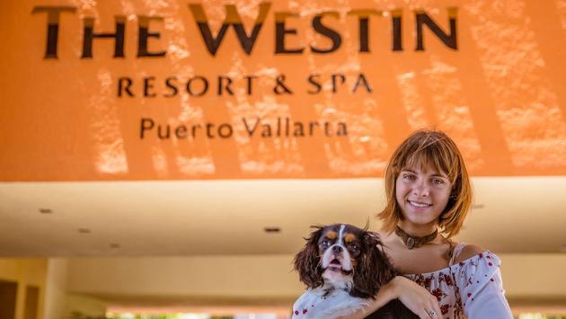Los viajeros se pueden hospedar en The Westin Resort & Spa de Puerto Vallarta.