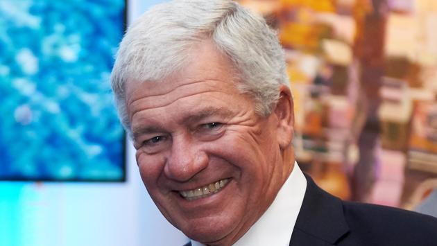 WestJet Founder Clive Beddoe