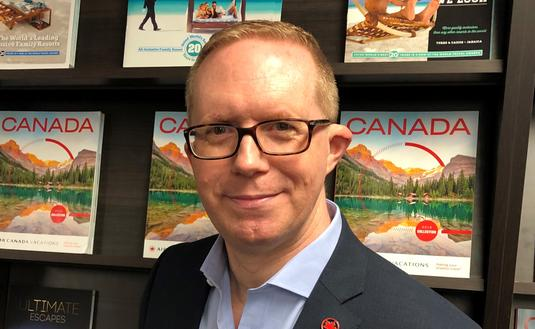Robert Reed, Air Canada Vacations