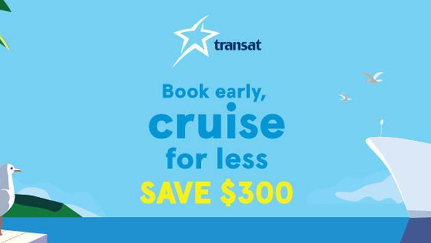 Transat Cruise Promotio