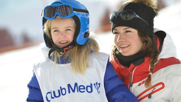 Pub Ski Club Med Québec Charlevoix