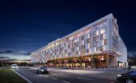 Rendering of Hard Rock Hotel Prague