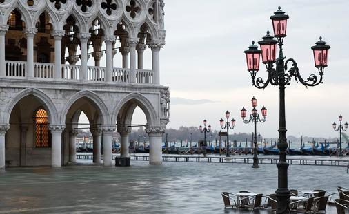 Floods continue to plague Venice, Italy.