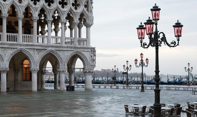 Floods continue to plague Venice, Italy.