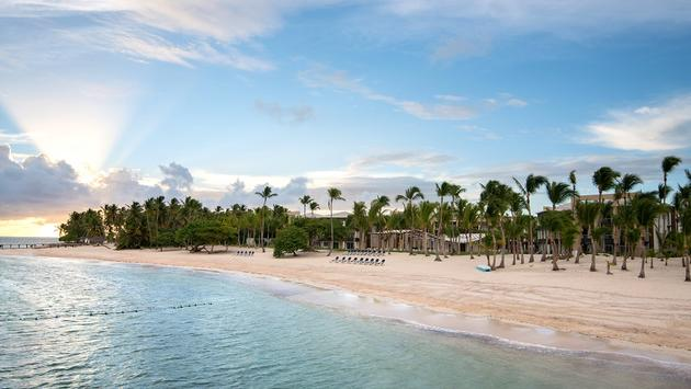 BlueBay Punta Cana Beach, Dominican Republic