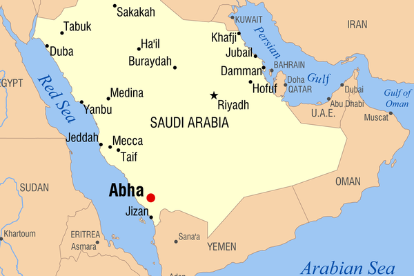 Injuries Reported After Missile Attack on Airport in Saudi Arabia