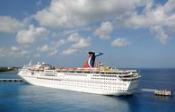 Carnival, Fantasy, cruise, ship